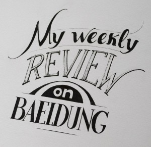 My Weekly Review on Baeldung