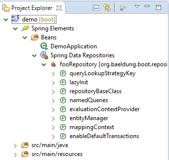 A Guide to Spring in Eclipse STS | Baeldung