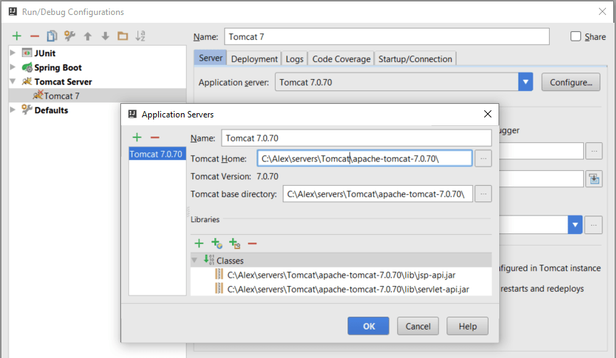 Spring Boot - Deploy WAR file to External Tomcat