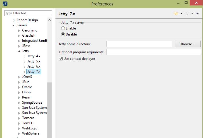 Deploying Web Applications in Jetty   Baeldung
