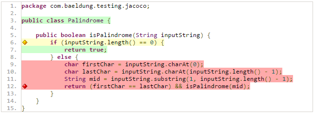 Intro to JaCoCo | Baeldung