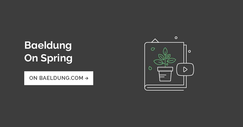 Introduction to Spring Data MongoDB | Baeldung
