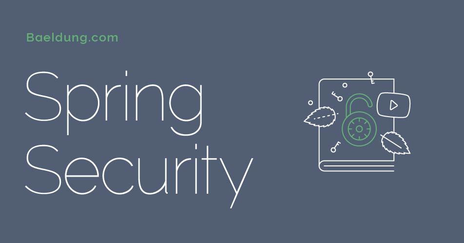 Testing an OAuth Secured API with Spring MVC | Baeldung
