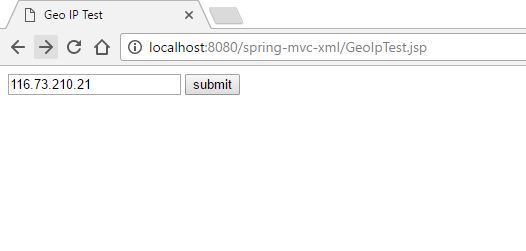 Geolocation by IP in Java | Baeldung