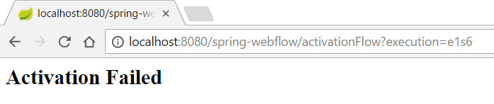 Guide to Spring Web Flow | Baeldung