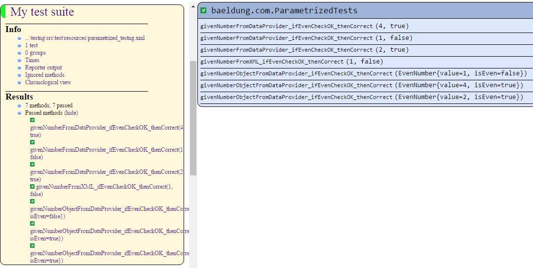 test xml file