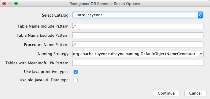 Introduction to Apache Cayenne ORM | Baeldung