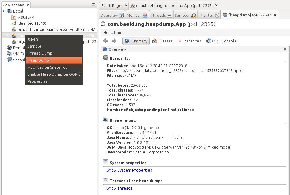 Java Set Working Directory